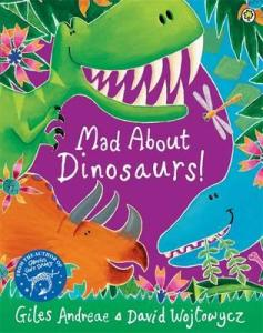 EL - Feb Book Review 3 mad-about-dinosaurs-